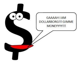 Dollarborg